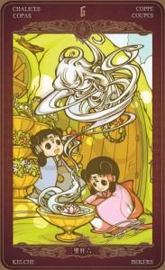 Oze69 Watchers Tarot - Sách Hướng Dẫn 43