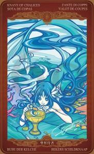 Oze69 Watchers Tarot - Sách Hướng Dẫn 48