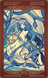 Oze69 Watchers Tarot - Sách Hướng Dẫn 50