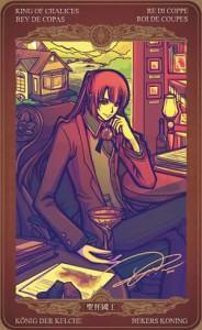 Oze69 Watchers Tarot - Sách Hướng Dẫn 52