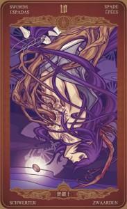 Oze69 Watchers Tarot - Sách Hướng Dẫn 62