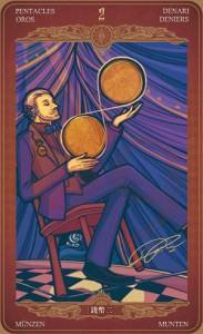 Oze69 Watchers Tarot - Sách Hướng Dẫn 68