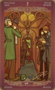 Oze69 Watchers Tarot - Sách Hướng Dẫn 69