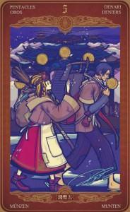 Oze69 Watchers Tarot - Sách Hướng Dẫn 71