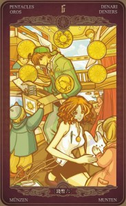 Oze69 Watchers Tarot - Sách Hướng Dẫn 72