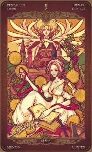 Oze69 Watchers Tarot - Sách Hướng Dẫn 75