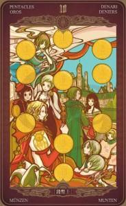 Oze69 Watchers Tarot - Sách Hướng Dẫn 76