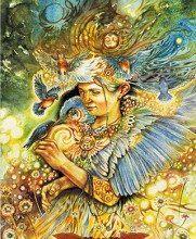 Hình Ảnh Ý Nghĩa Lá Bài 3. BlueBird Bộ BàiWinged Enchantment Oracle Kênh Kiến Thức Và Tri Thức