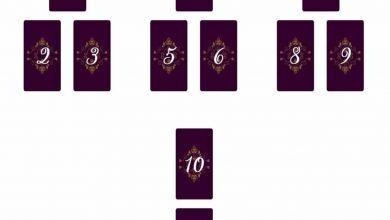 Trải Bài Tarot - Tôn kính tổ tiên 7