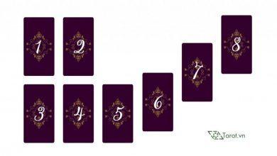 Trải Bài Tarot – Sửa chữa sai lầm 1