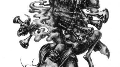 AMDUSCIAS Con Quỷ Thứ 67 Của Vua Solomon 11