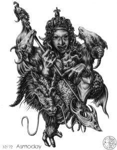 ASMODAY Con Quỷ Thứ 32 Của Vua Solomon 2