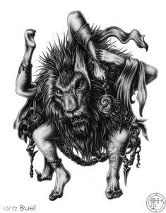 Hình Ảnh BUER Con Quỷ Thứ 10 Của Vua Solomon Kênh Kiến Thức Và Tri Thức