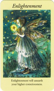 Lá Enlightenment – The Faerie Guidance Oracle 1