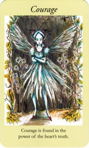 Lá Courage – The Faerie Guidance Oracle 1