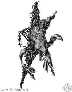 Hình Ảnh DECARABIA Con Quỷ Thứ 69 Của Vua Solomon Kênh Kiến Thức Và Tri Thức