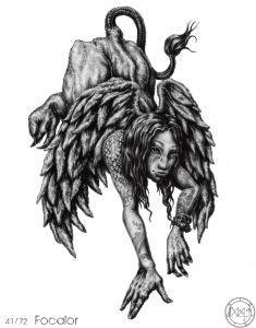 FOKALOR Con Quỷ Thứ 41 Của Vua Solomon 2
