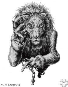 MARBAS Con Quỷ Thứ 5 Của Vua Solomon 2