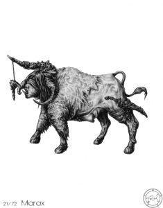 Hình Ảnh MORAX Con Quỷ Thứ 21 Của Vua Solomon Kênh Kiến Thức Và Tri Thức