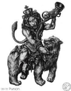 PURSON Con Quỷ Thứ 20 Của Vua Solomon 2