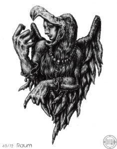 RAUM Con Quỷ Thứ 40 Của Vua Solomon 2