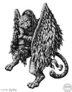SYTRY Con Quỷ Thứ 12 Của Vua Solomon 2