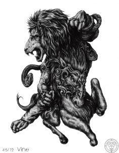VINE Con Quỷ Thứ 45 Của Vua Solomon 2