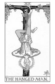 Biểu Tượng Trong Tarot - Thánh giá (Cross) 7