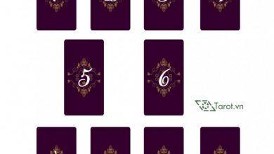 Trải Bài Tarot - Alice Ở Xứ Sở Thần Tiên 13