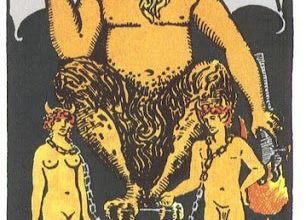 Ý Nghĩa Biểu Tượng 78 Lá Bài Tarot – The Devil 3