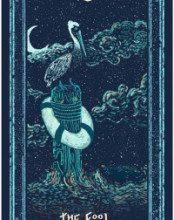 Lá The Fool - Prisma Visions Tarot 2