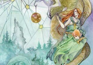 Lá Ten of Pentacles - Shadowscapes Tarot 10