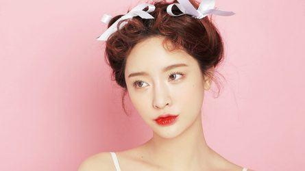 Học cách trang điểm tự nhiên theo kiểu Hàn Quốc năm 2018 - Làm Đẹp 1