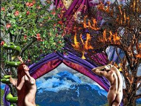Lá VI. The Lovers - Tarot Illuminati 14