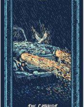 Lá The Chariot - Prisma Visions Tarot 9
