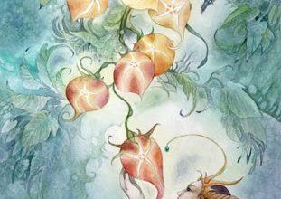 Lá Seven of Pentacles - Shadowscapes Tarot 7