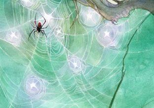 Lá Eight of Pentacles - Shadowscapes Tarot 8