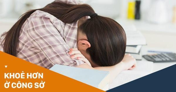3 mẹo nhỏ giúp dân văn phòng tỉnh táo, giữ được năng lượng trong những giờ làm việc buổi chiều - Kiến Thức Chia Sẻ 1