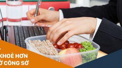 Dân văn phòng hay ăn vặt nhớ né những thói quen ăn vặt kèm theo những thói quen xấu sau kẻo gây hại sức khỏe - Kiến Thức Chia Sẻ 1