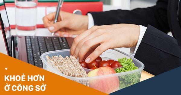 Dân văn phòng hay ăn vặt nhớ né những thói quen ăn vặt kèm theo những thói quen xấu sau kẻo gây hại sức khỏe - Kiến Thức Chia Sẻ 21